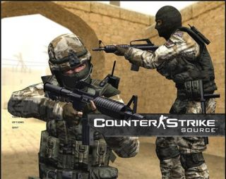 Counter-Strike Source 10.0.0.58 No-Steam RewEmu 9.8.3 + пак моделей ZombyMod (2011) PC