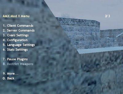 amxmodmenu русификатор - Патчи для cs 1.6 - Counter-Strike 1.6