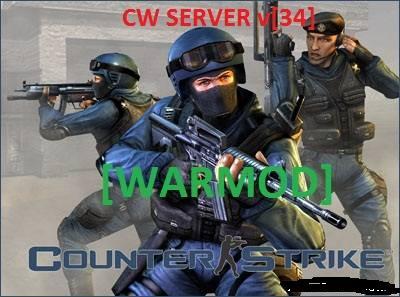 готовый cw сервер для css